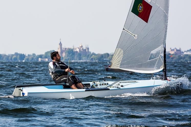 Winners and losers on opening day of Finn European Masters in Schwerin